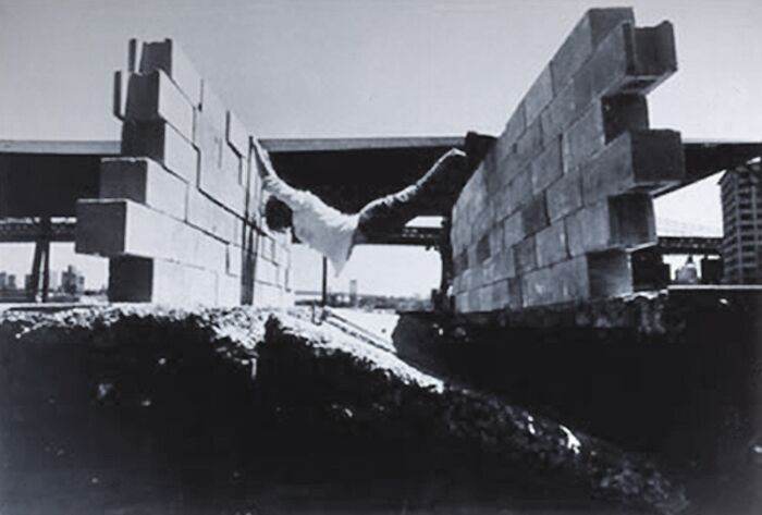 Dennis Oppenheim, 1970. Los Angeles County Museum of Art.