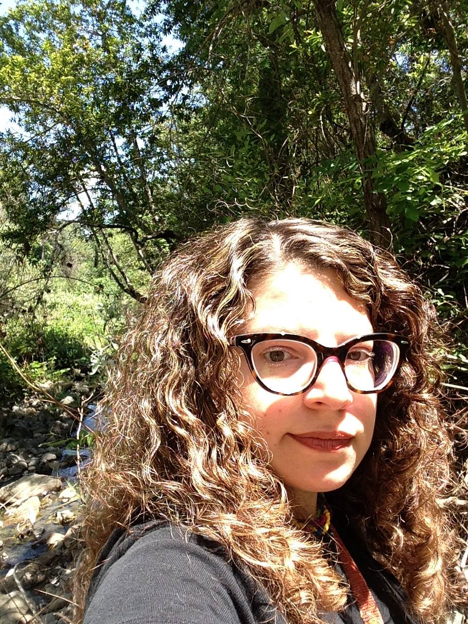 - Melissa Eleftherion grew up in Brooklyn. A high school dropout, she went on to earn an MFA in Poetry from Mills College and an MLIS from San Jose State University. She is the author of five chapbooks:huminsect, prism maps, Pigtail Duty, the leaves the leaves, &green glass asterisms. Her first full-length collection,field guide to autobiography, has just been published by H_NGM_N Books. Founder of the Poetry Center Chapbook Exchange for San Francisco State University, Melissa now lives in Mendocino County where she works as a Teen Librarian, teaches creative writing & curates the LOBA Reading Series at Ukiah Library. More of her work can be found @www.apoetlibrarian.wordpress.com.