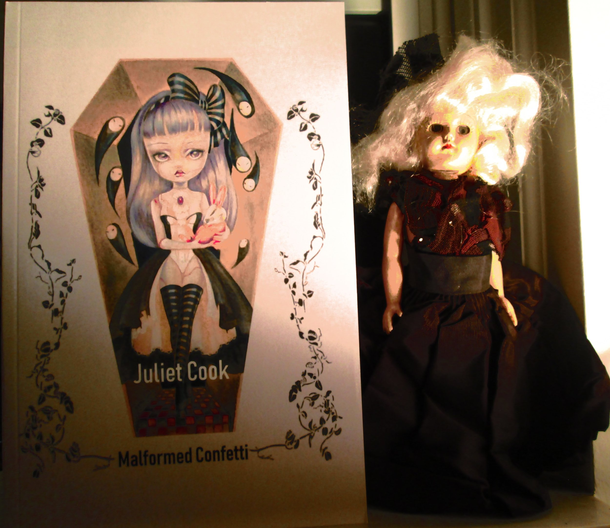- Purchase Malformed Confettifrom Crisis Chronicles Press, Amazon, or on Etsy.