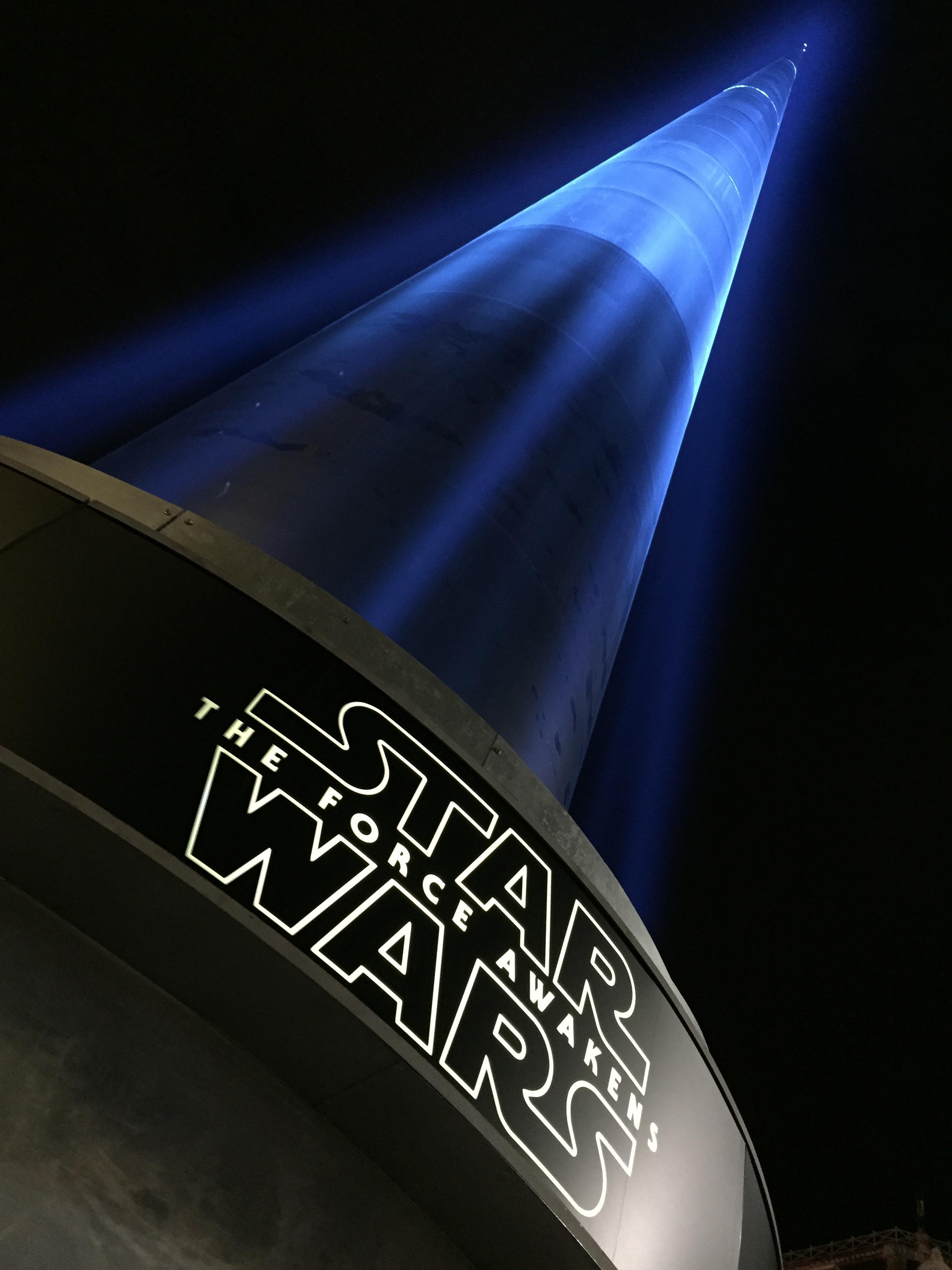 eventco spire dublin star wars
