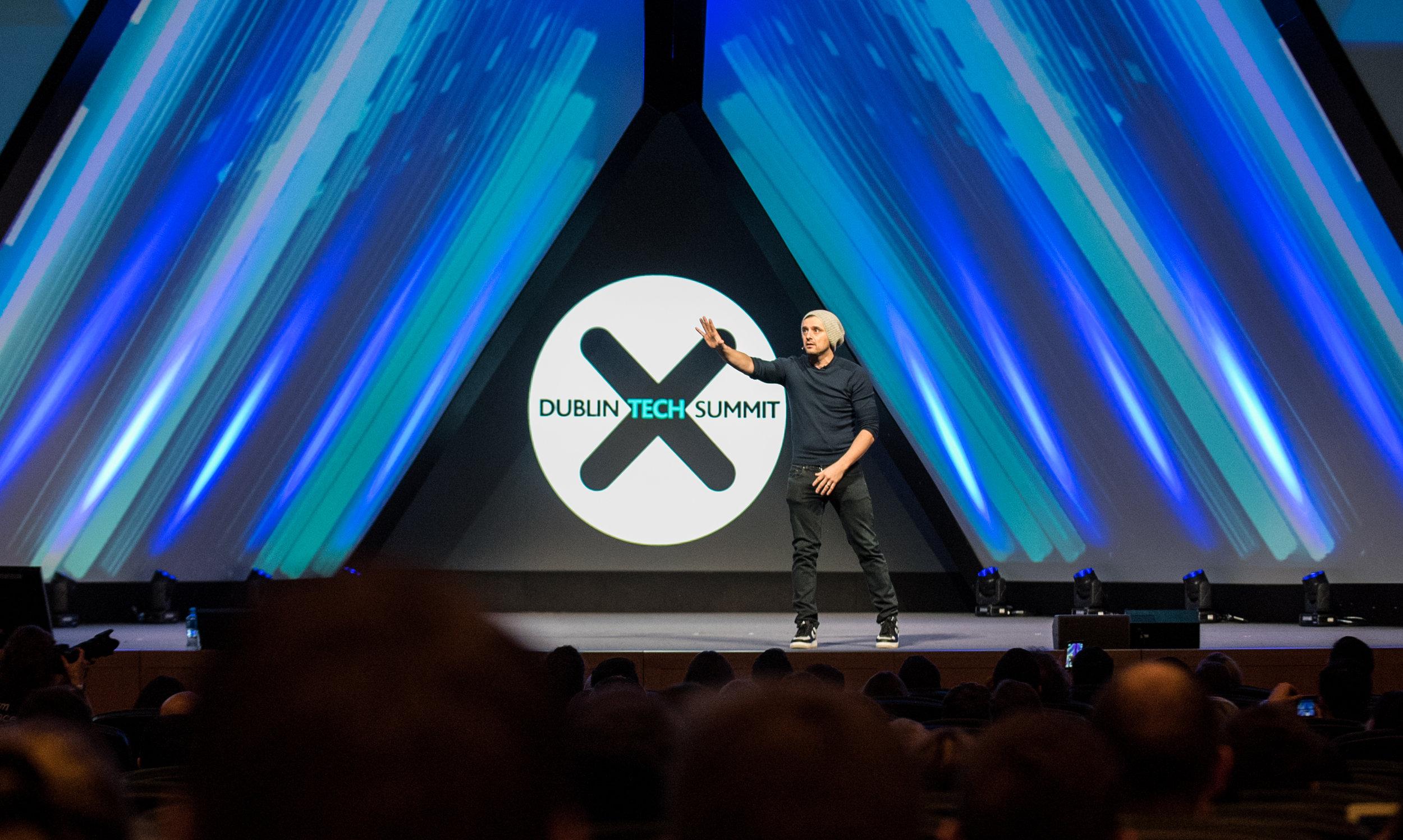 dublin tech summit gary veynerchuck