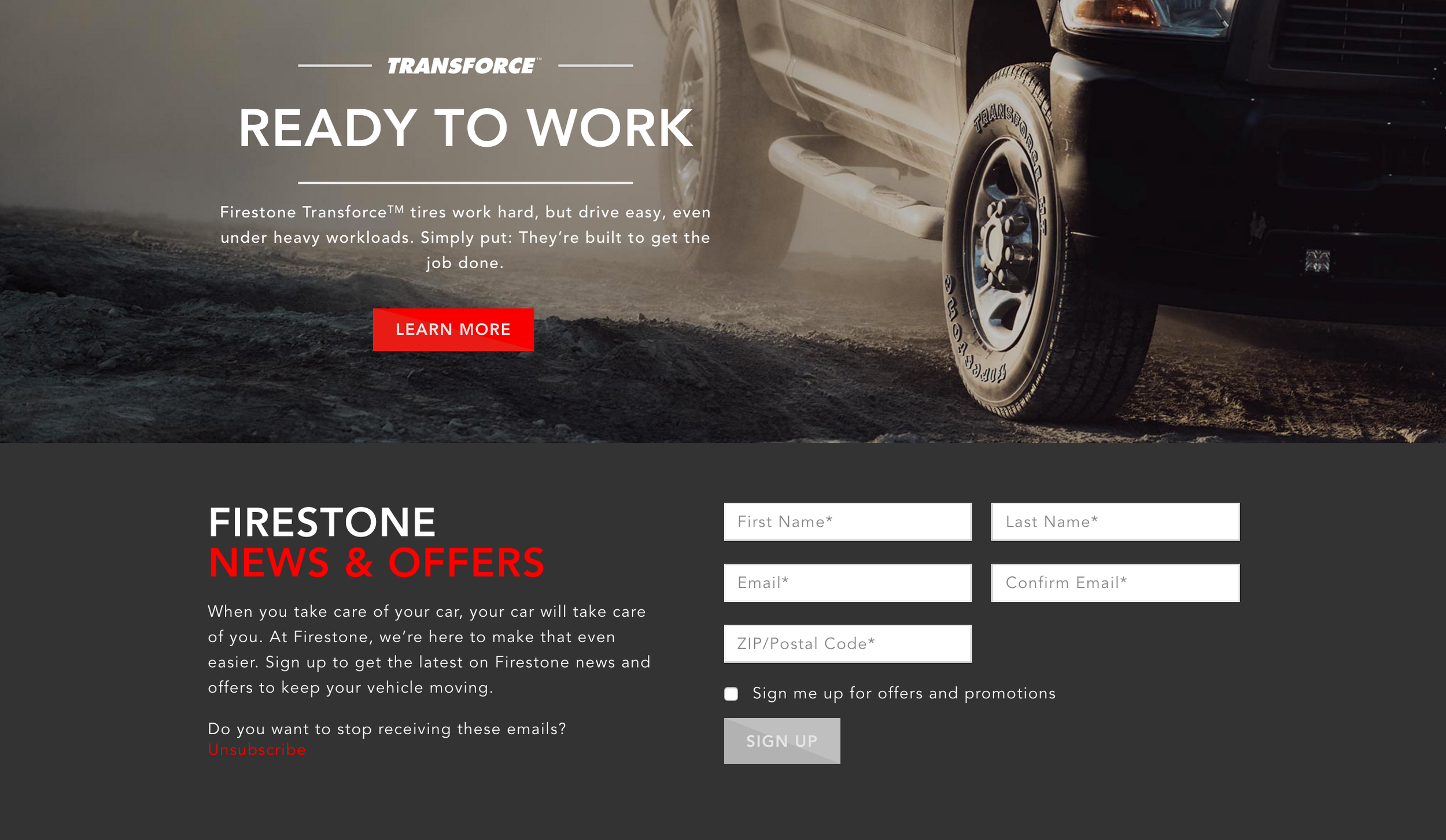 Launch Homepage Continued