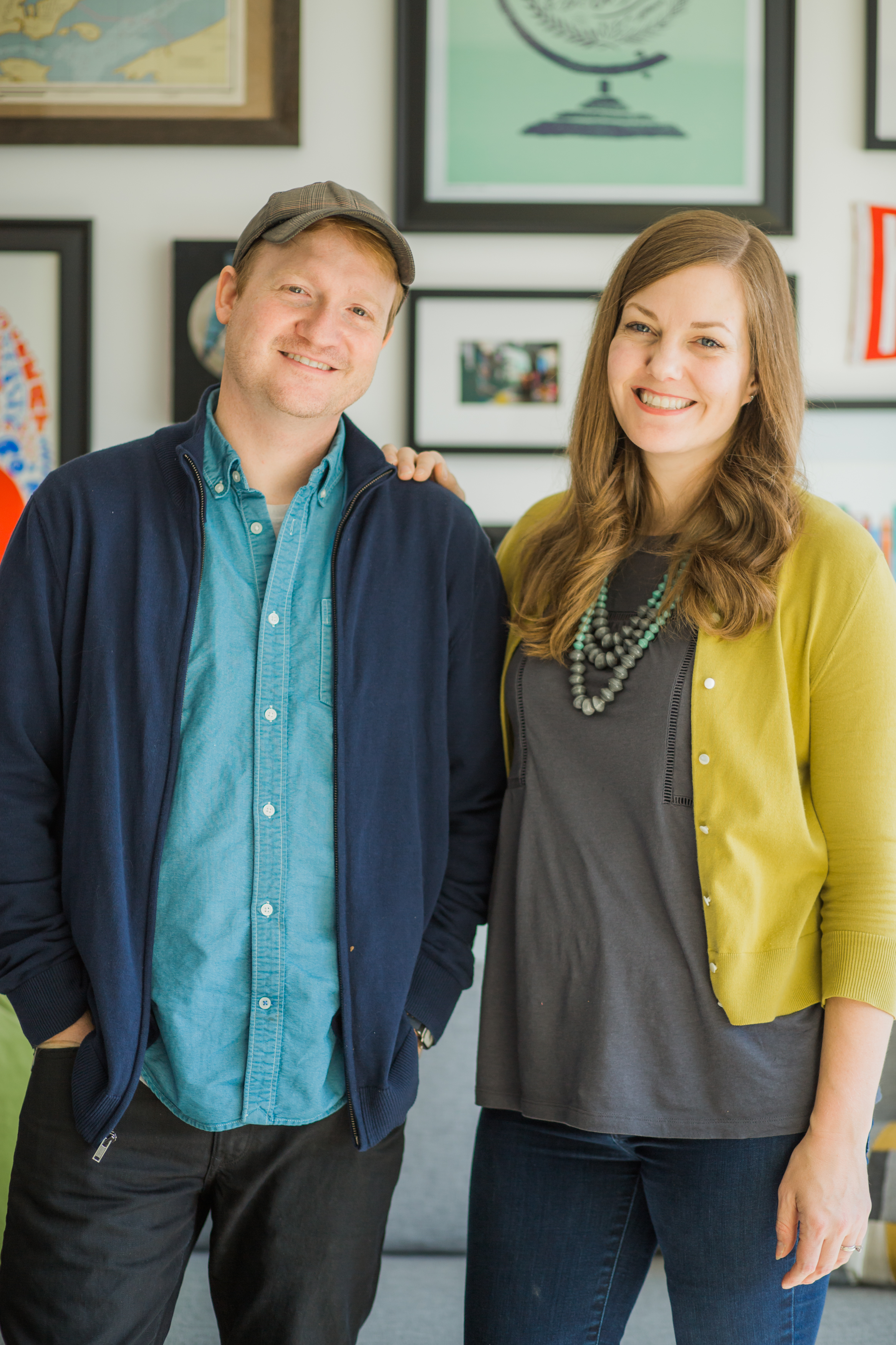 Hello, friend. - We are Brad and Kristi Montague.This is our creative studio. We're on a mission to create stories that cultivate empathy and imagination in kids and former kids. With our work we strive to joyfully rebel against the way things are and attempt to create the world as it should be.Let's work together, you joy rebel, you.