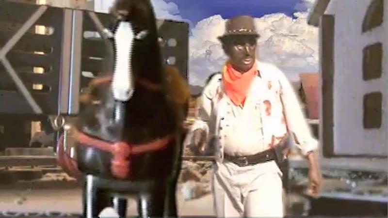 """A scene from """"Rio Comanche"""""""