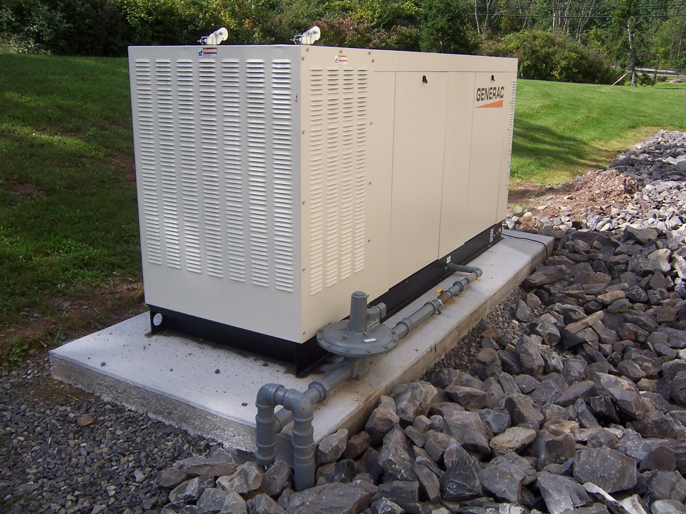 backup power for government buildings