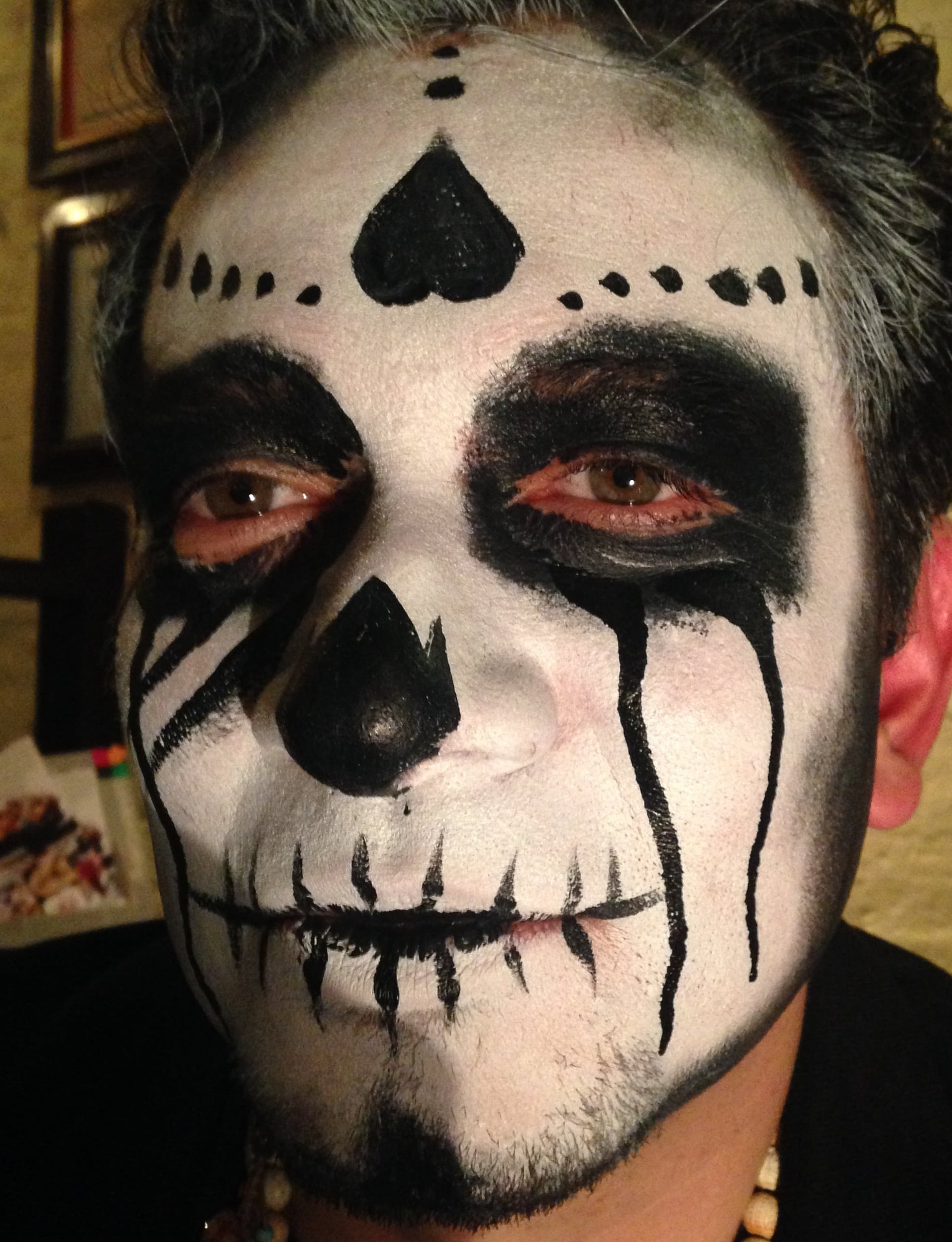 Creature Features Face Painting