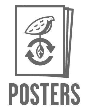 Custom Screen Printed Posters