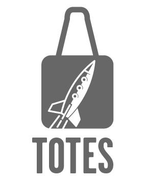 Custom Screen Printed Totes
