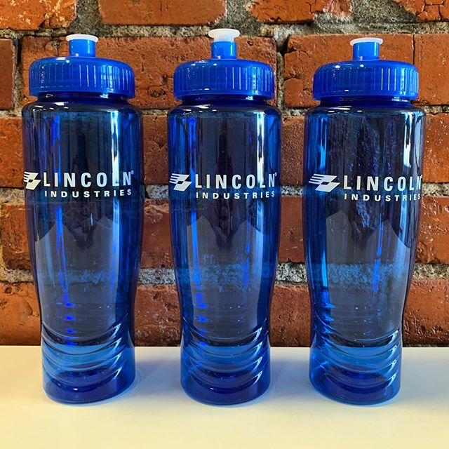 Hydration tools.  #customwaterbottles #promomerch #promoitems  #screeninkne