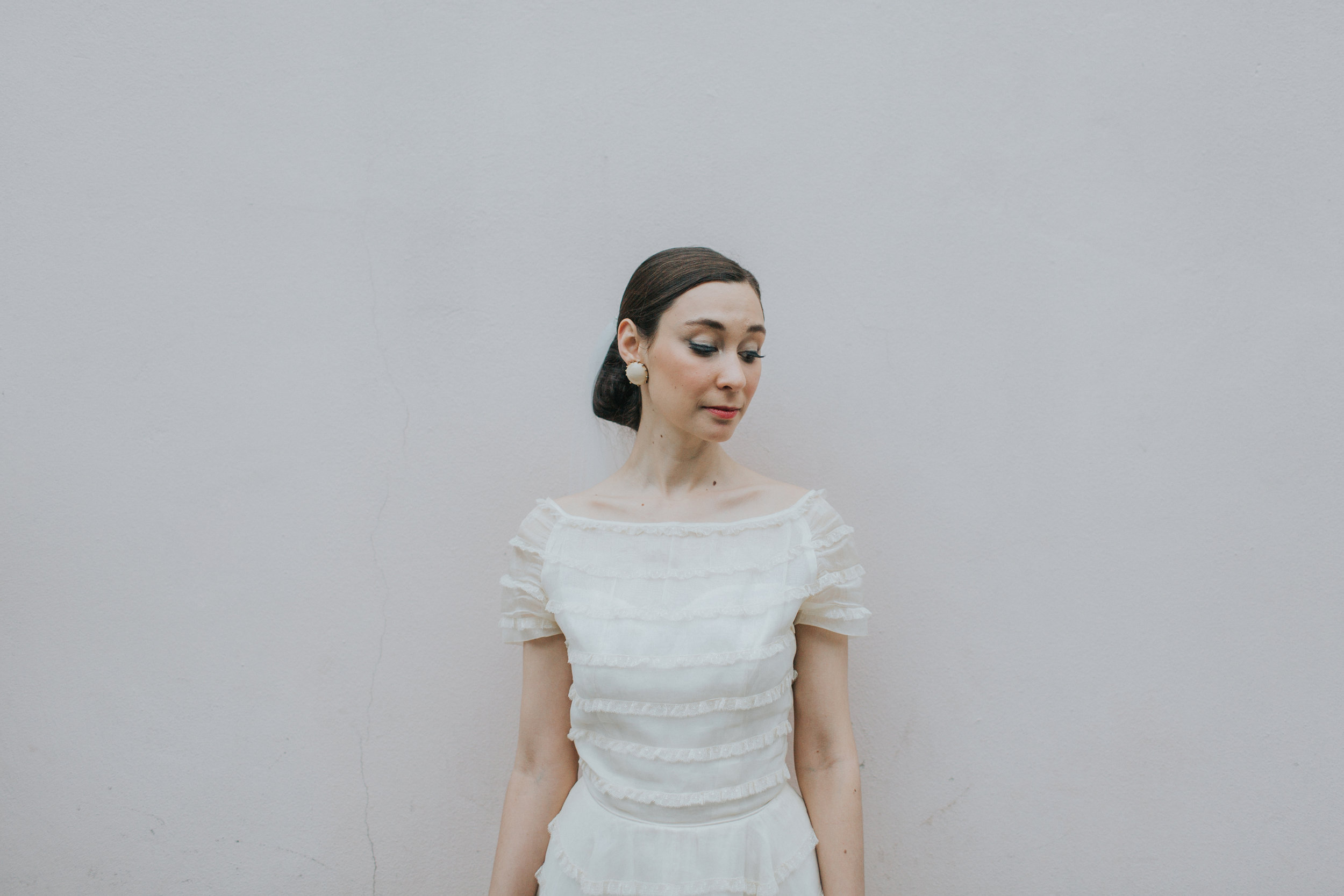 Loren + Kate // elope in the French Quarter