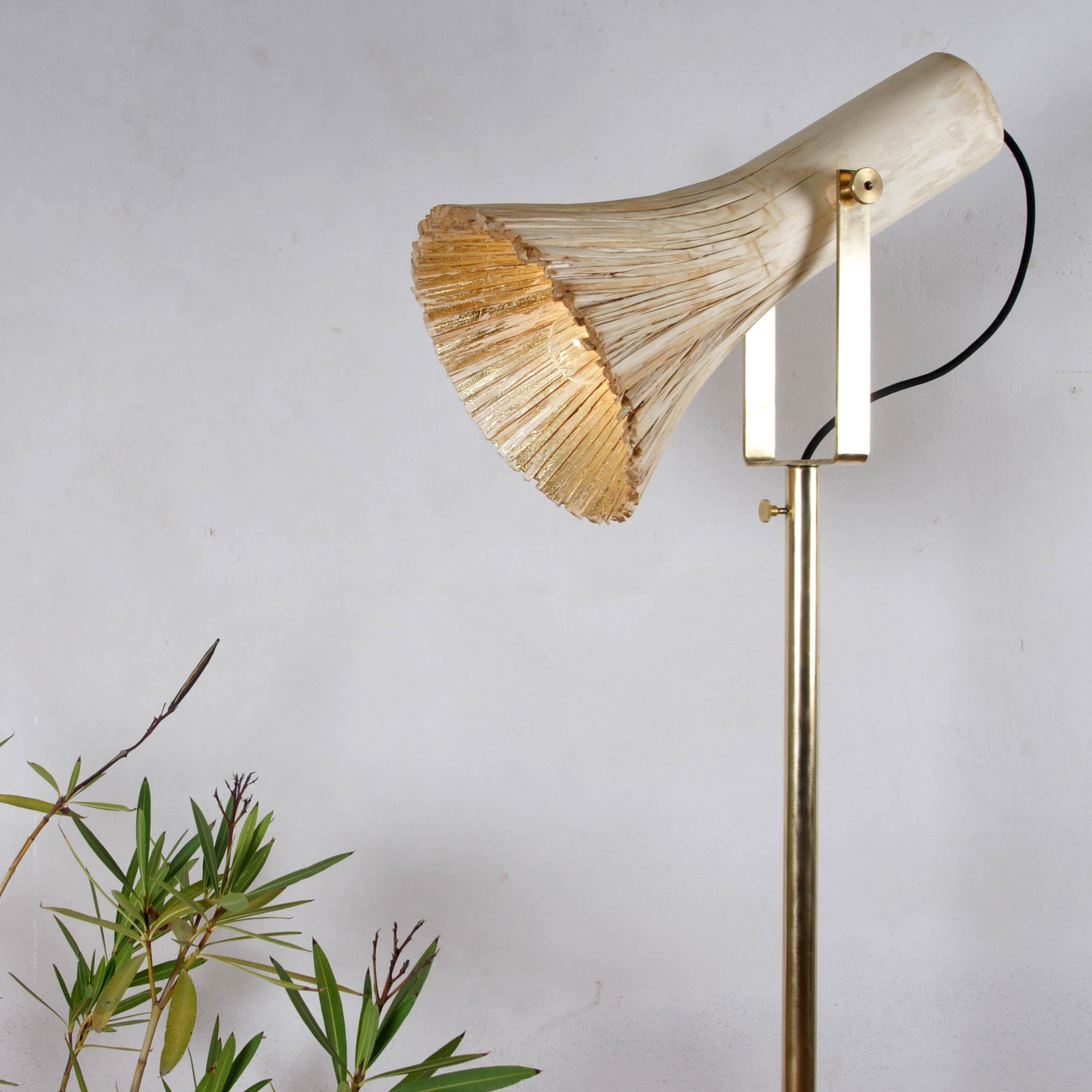 Pressed Wood floor light lamp.jpg