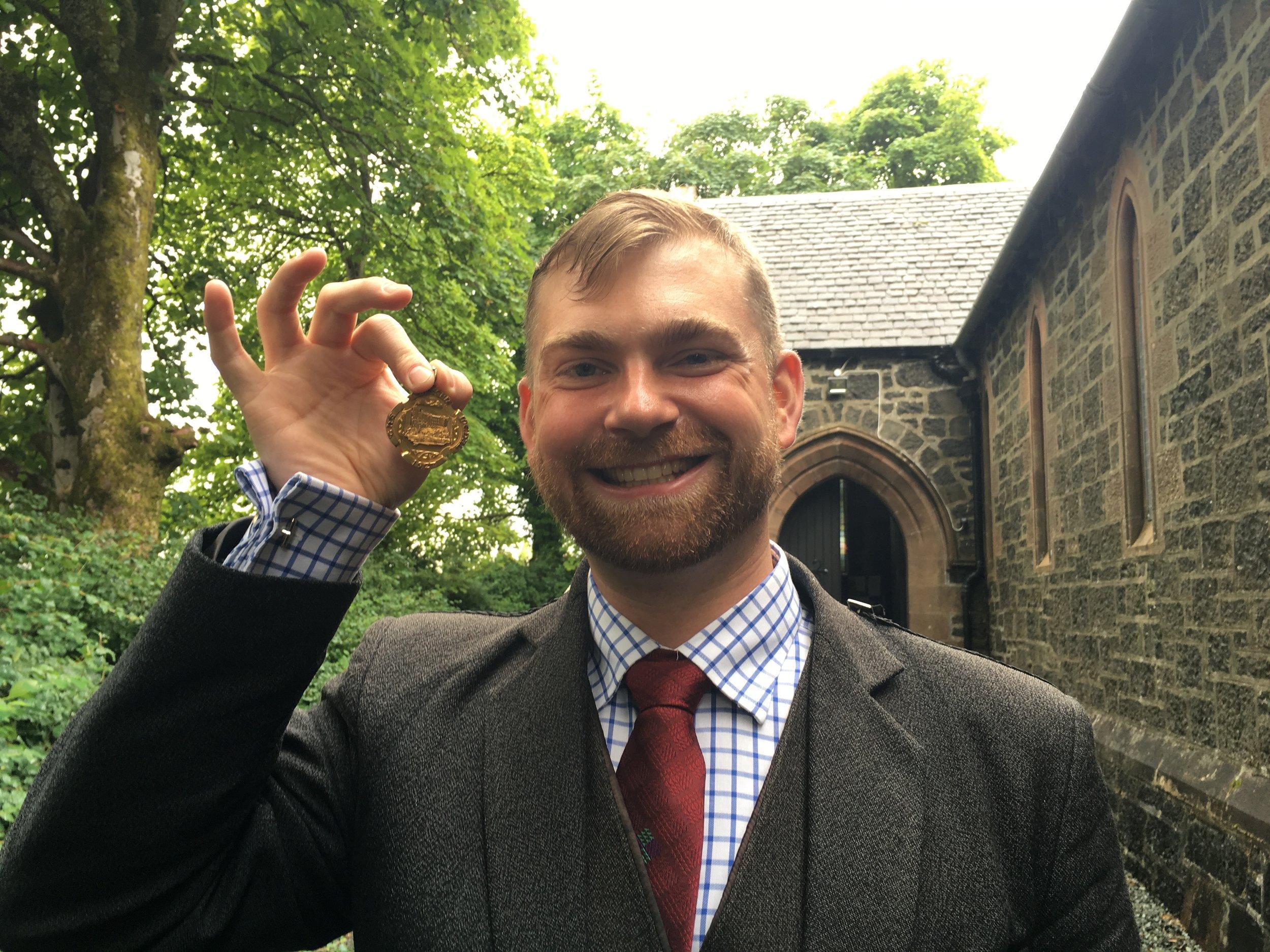 Dunvegan Medal