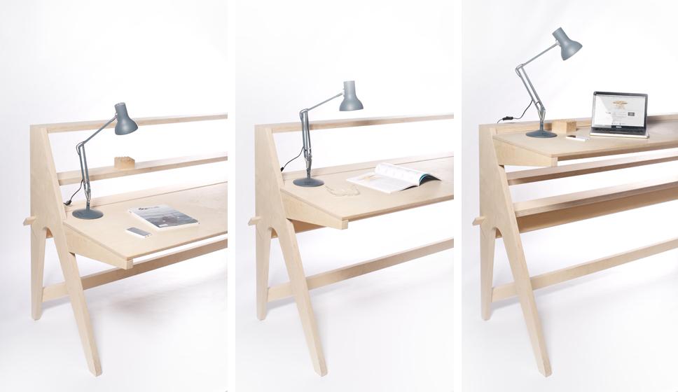 Standing desk de Open Desk