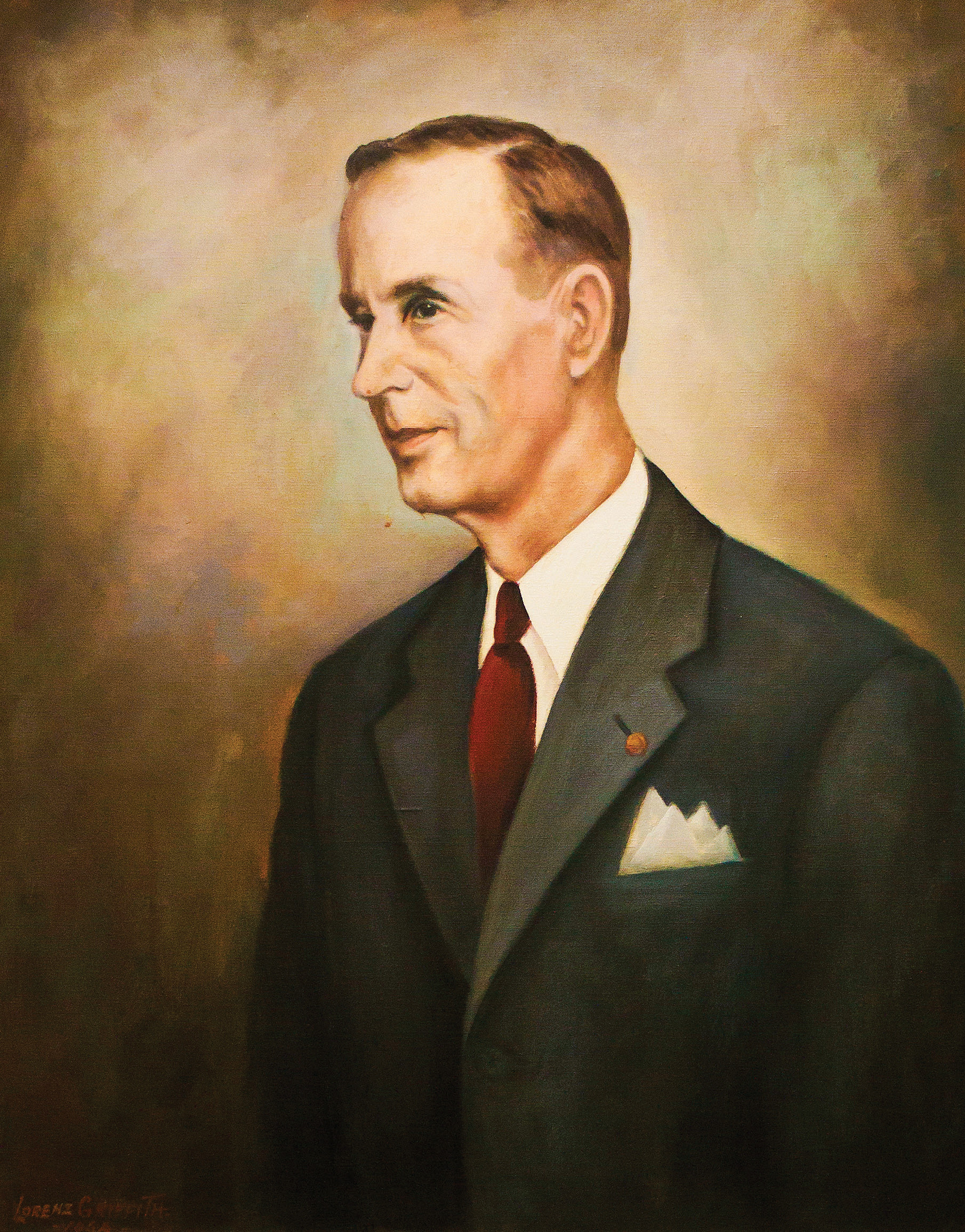 Thomas Bryant Buck 1890-1948