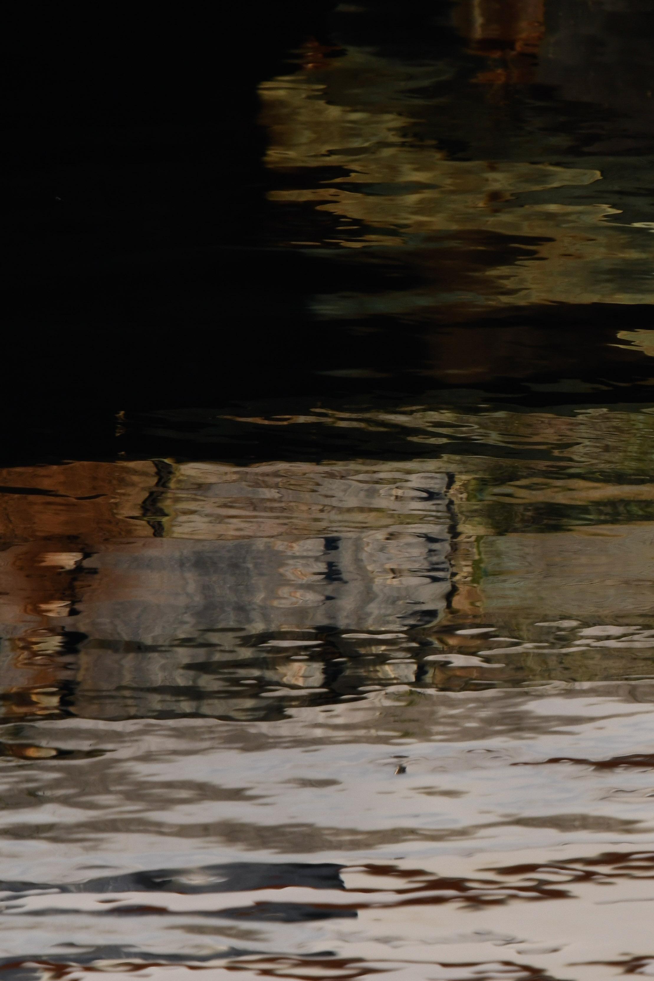 Reflection, Pt. Hudson, 2018