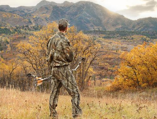 poacher bow hunting robotic decoys