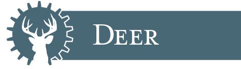 Robotic Deer Decoys