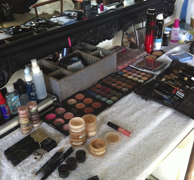 Private Makeup Lessons -