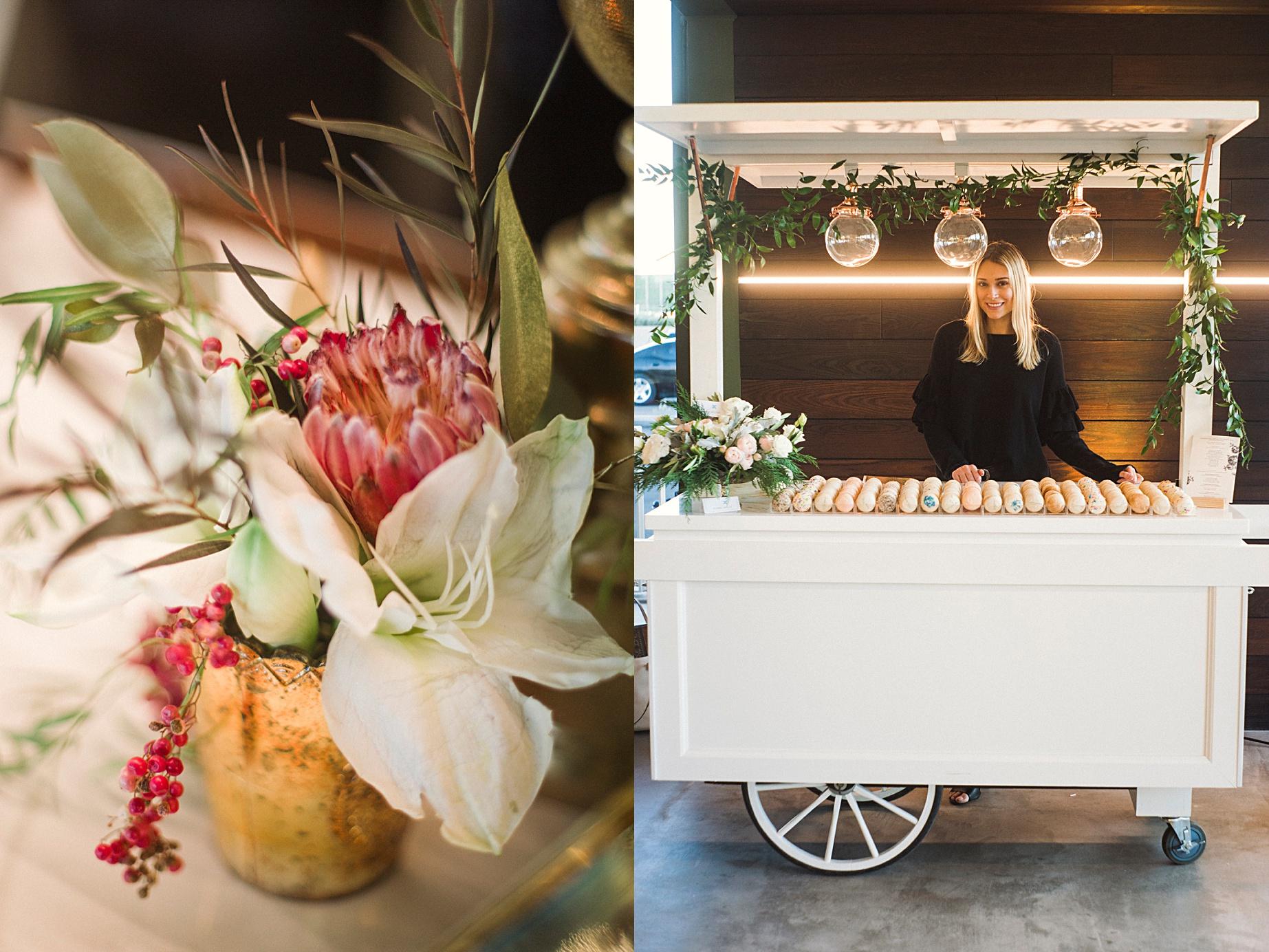 Desert Cart Wedding Ideas