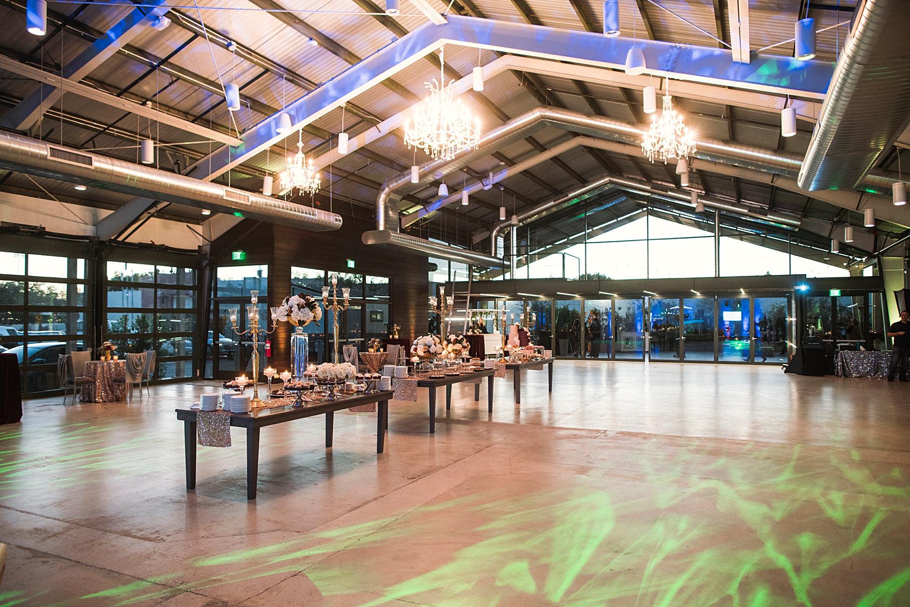 Industrial Wedding Space Scottsdale