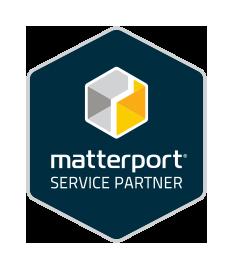 Officially a Matterport Service Partner!