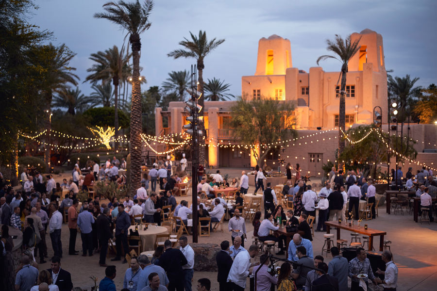 Corporate Event at the the Phoenician
