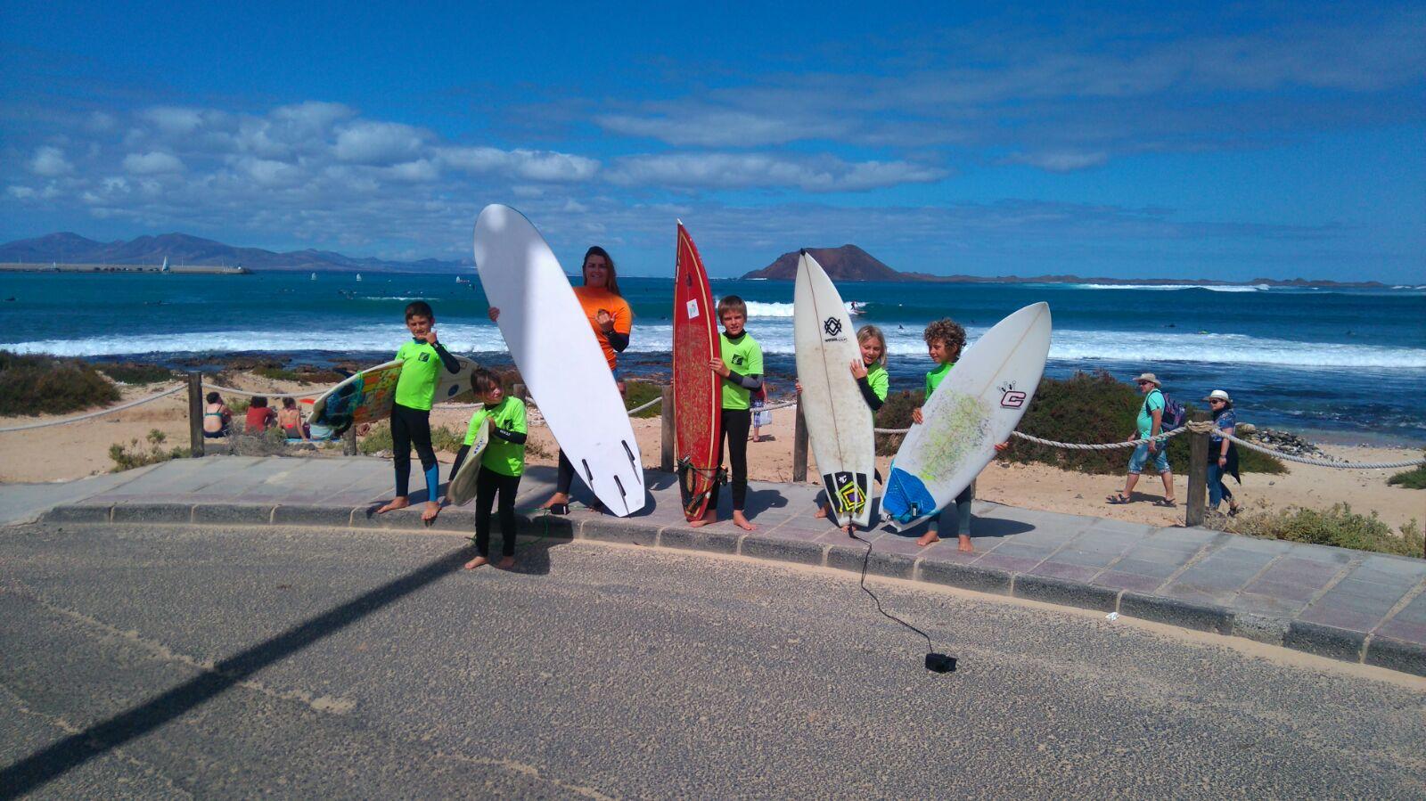Equipo de COMPETICION SURF