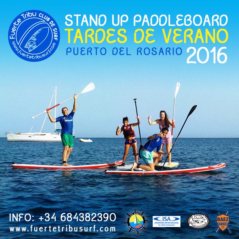 paddle surf Fuerteventura, SUP VERANO 2016