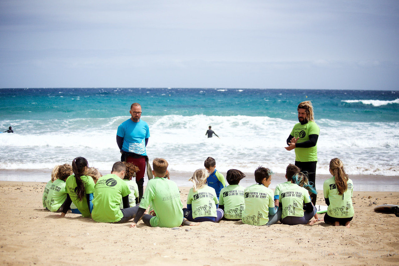 Fuerte Tribu surf