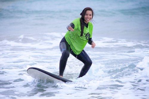 ....Cursos de surf desde 38€ ..SURF LESSONS from 38€..LEZIONI DI SURF da 38€.... -