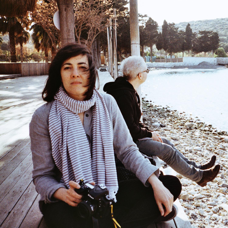 Damon & Naomi photo by Aylin Güngör