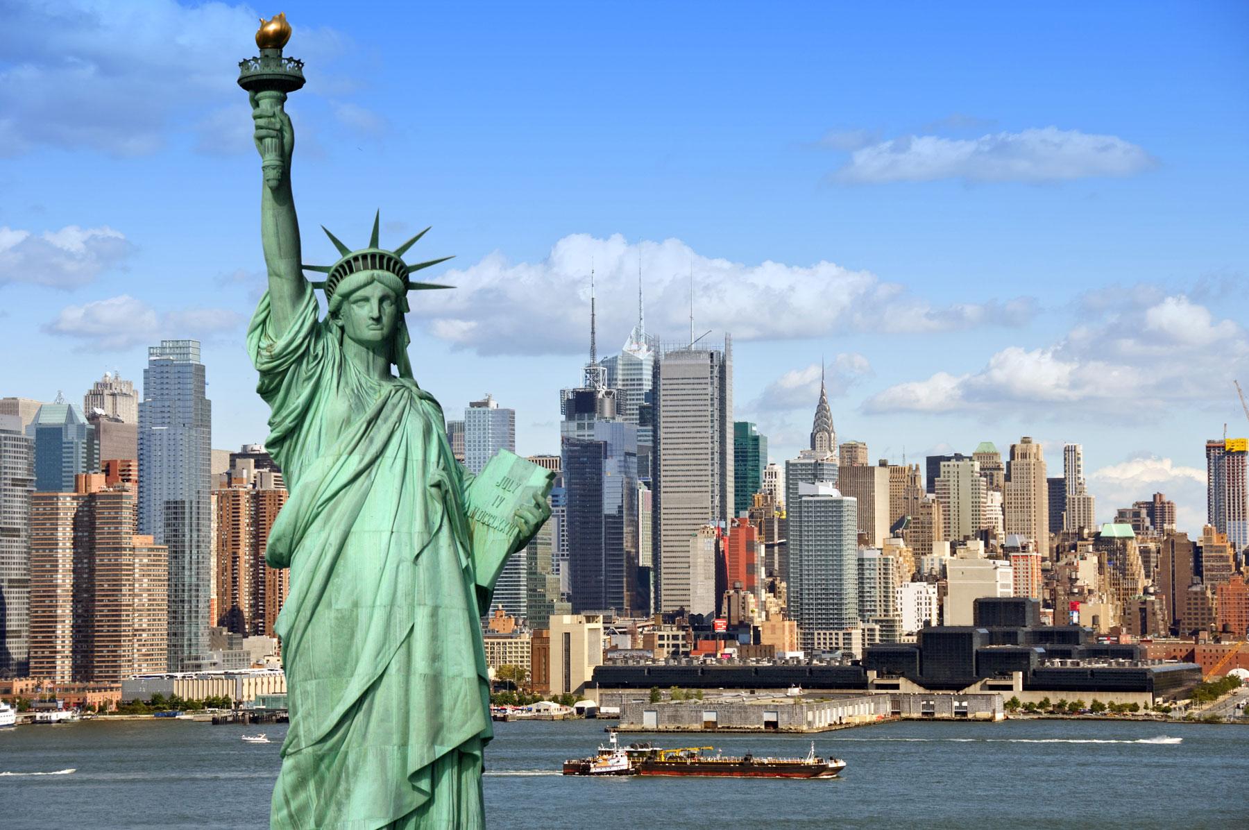Downtown Manhattan tour