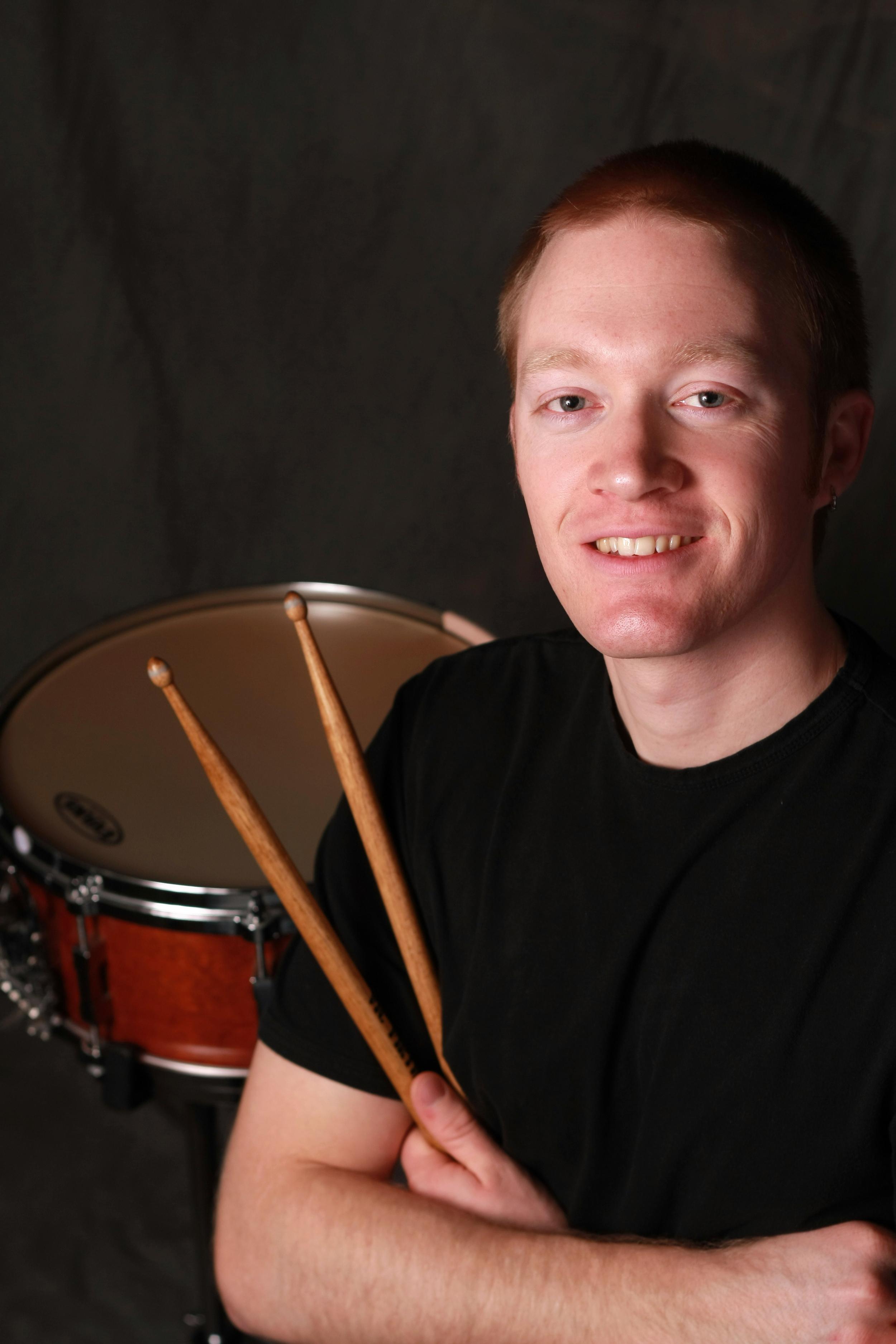 Tim McKay, percussion