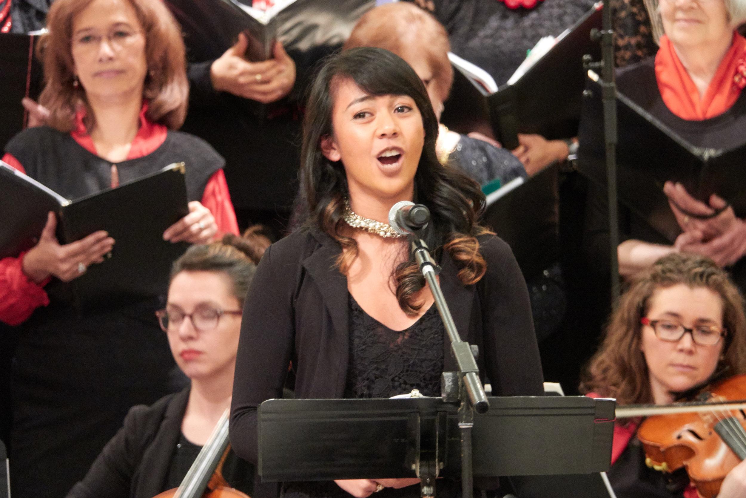 Alex Palting, soprano