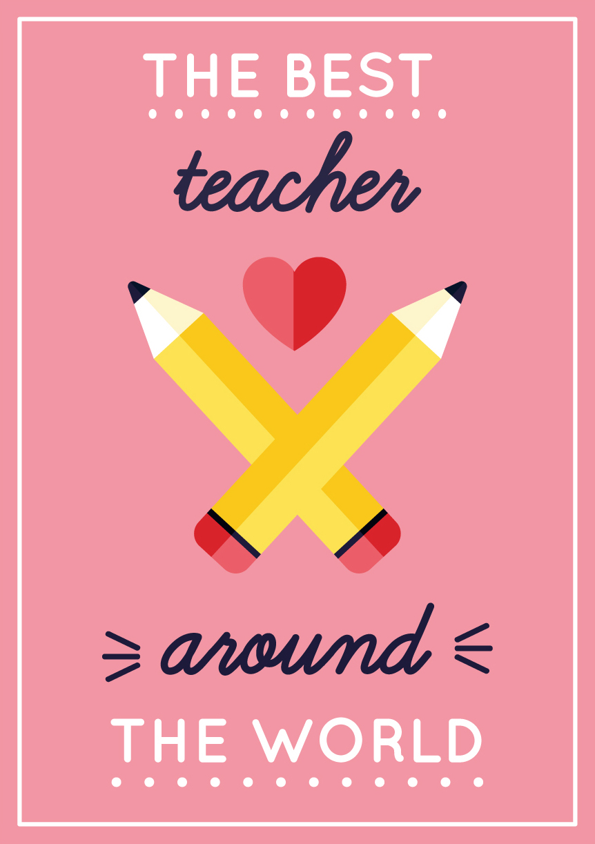 Teacher Appreciation Week Is Here: Write a Thank You Note