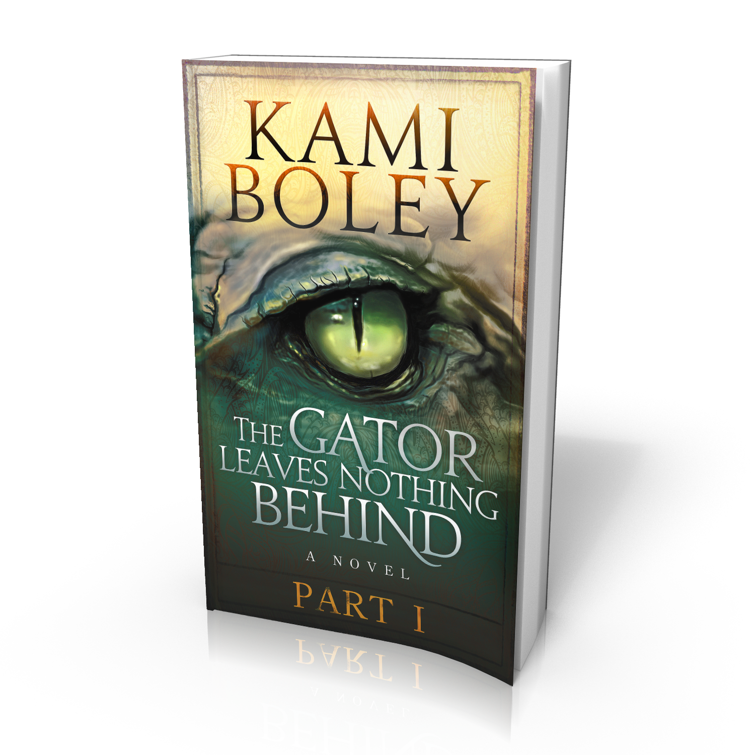 Part I - Start at the beginning with Kami Boley's The Gator Leaves Nothing Behind: Part I.