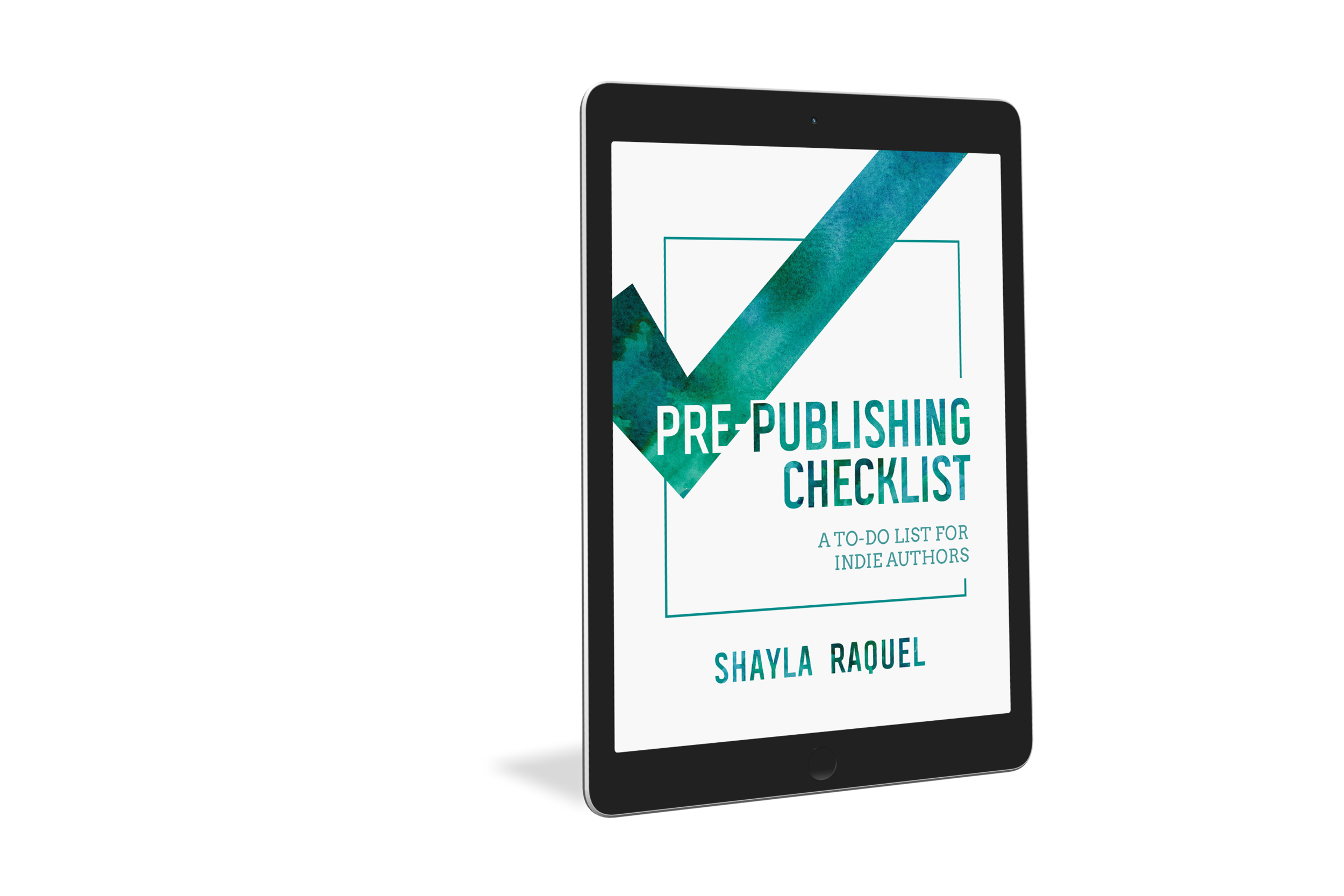"""""""Streamlined and concise, the Pre-Publishing Checklist is required reading for anyone wanting a successful career in self-publishing."""" —M. L. Gardner, Bestselling Author of the 1929 Series"""