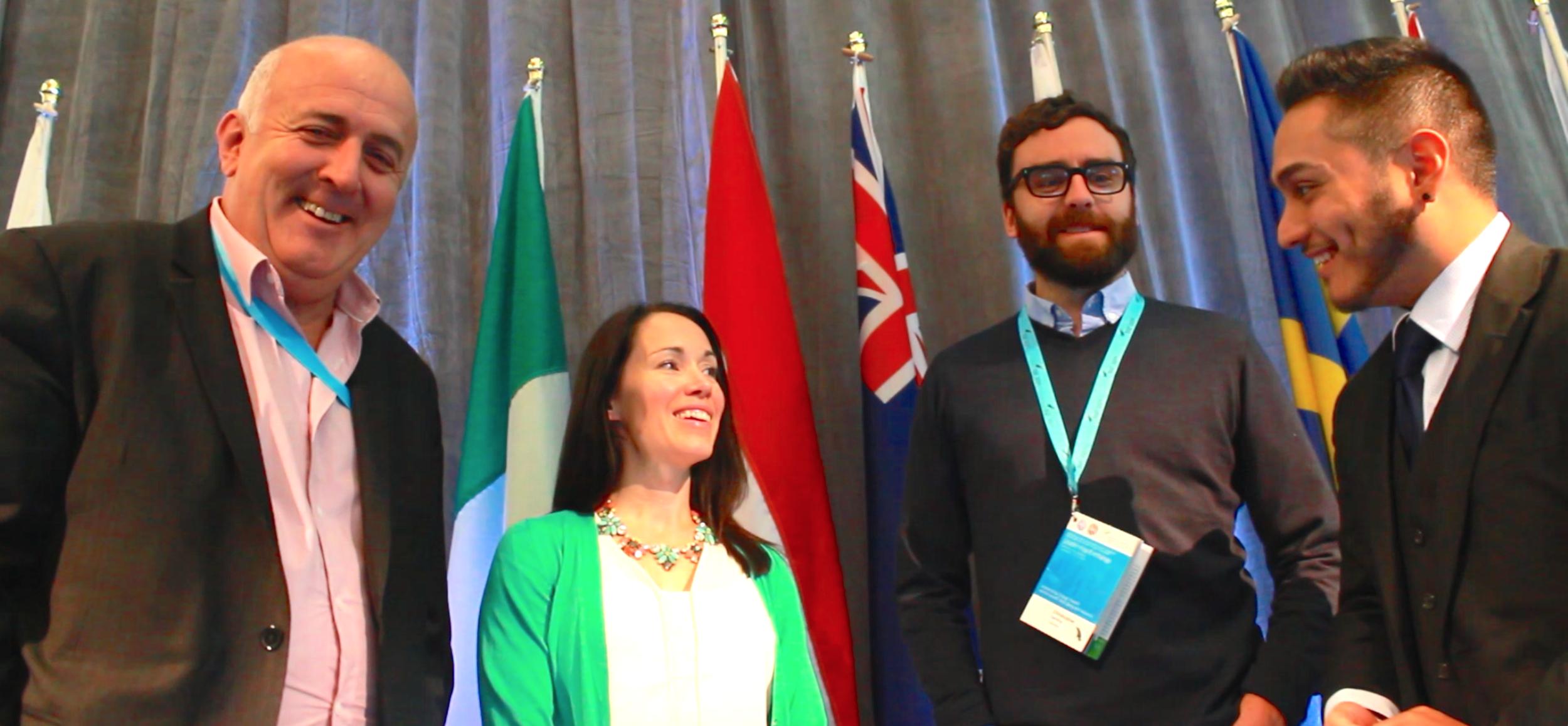 2015 IIMHL Leadership Exchange, Vancouver, BC