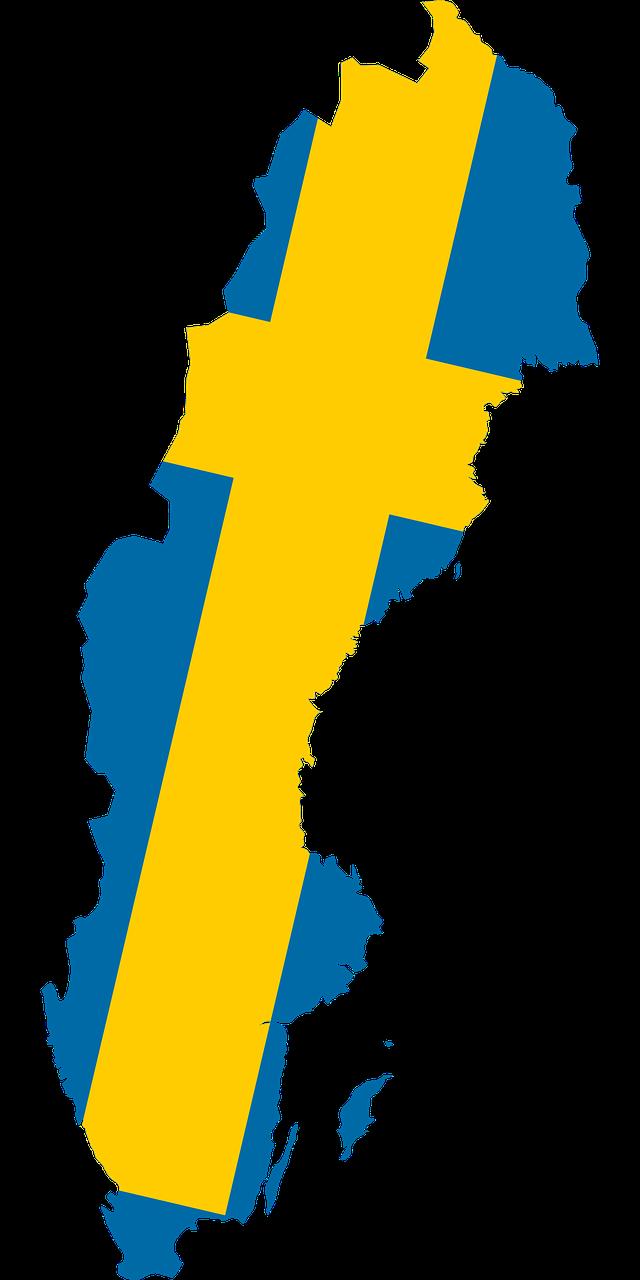 - Sweden