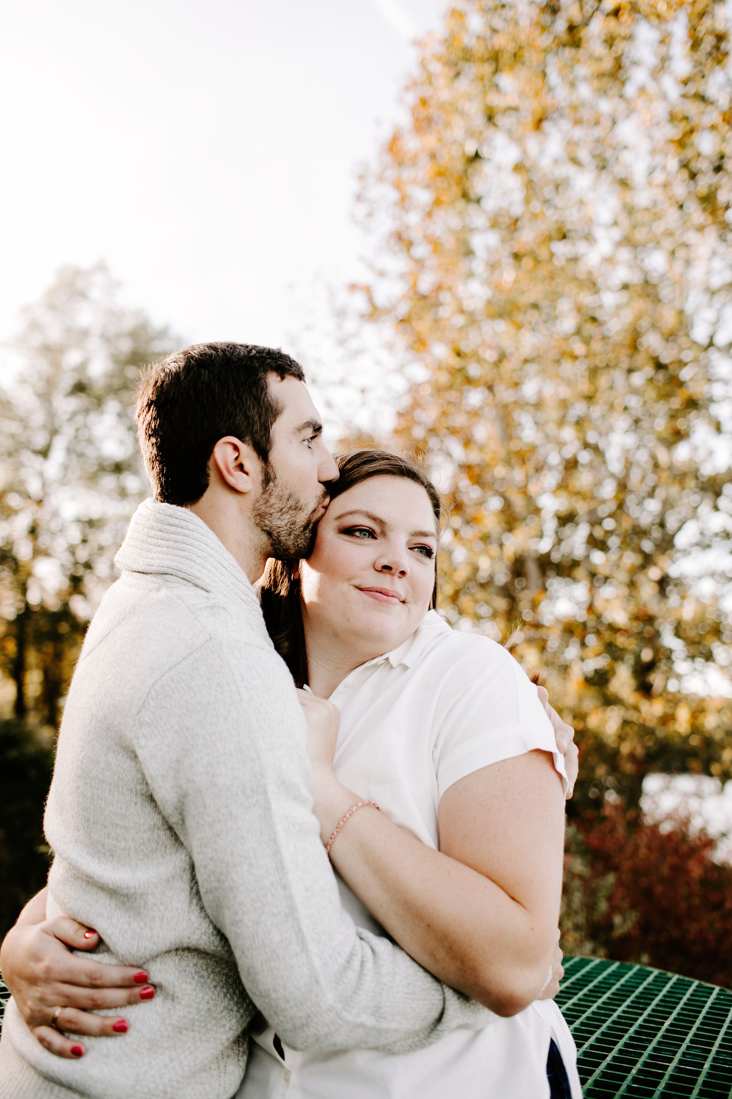 Jackie and Adam 100 Acre Woods Indianapolis Indiana by Emily Elyse Wehner Photography LLC-106.jpg