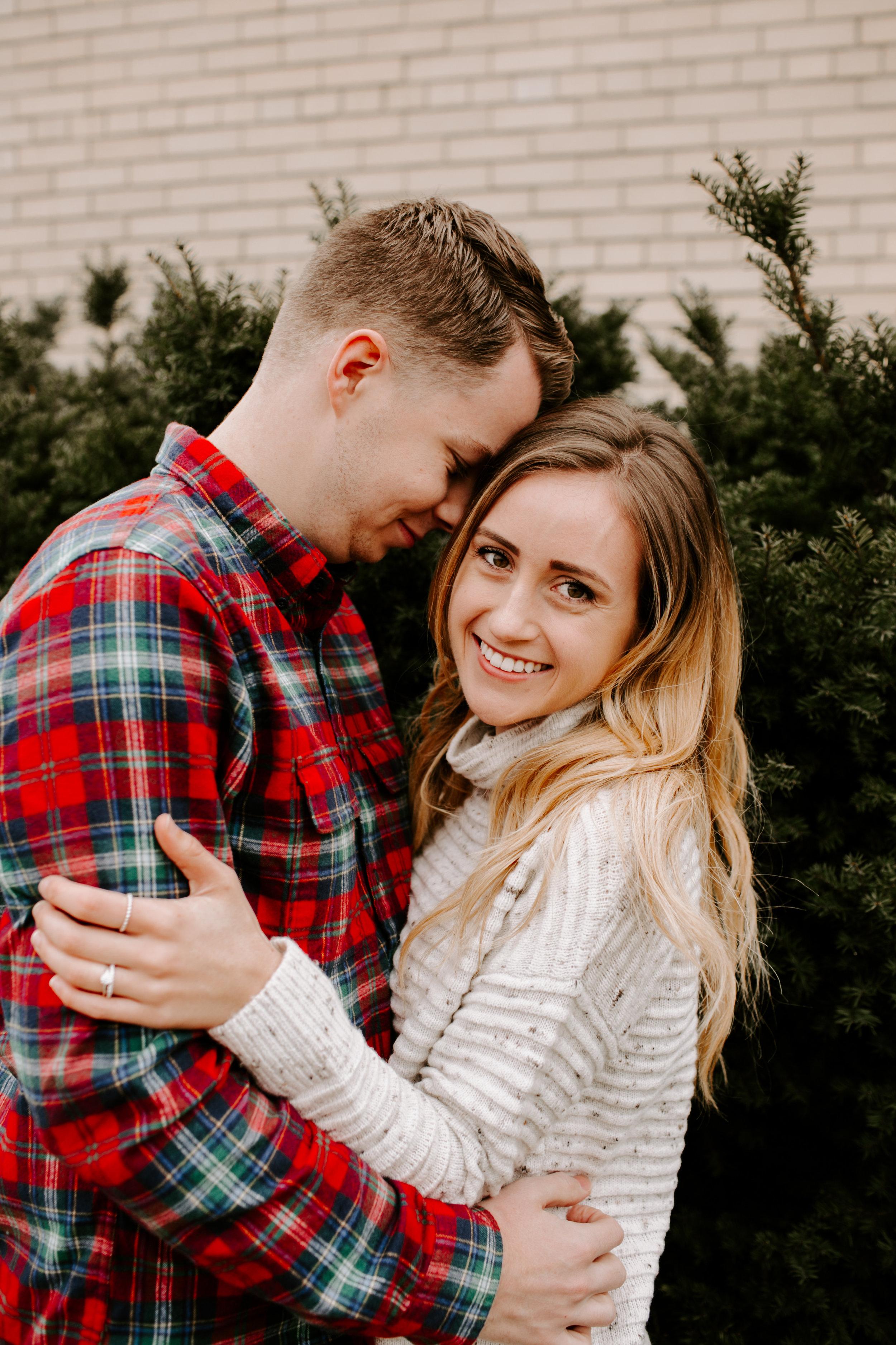 Hallie and Tyler Couple Photos downtown Broad Ripple Indiana Emily Elyse Wehner Photography LLC-19.jpg