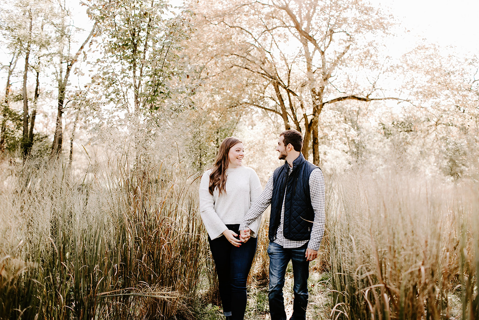 Jackie and Adam 100 Acre Woods Indianapolis Indiana by Emily Elyse Wehner Photography LLC-22.jpg
