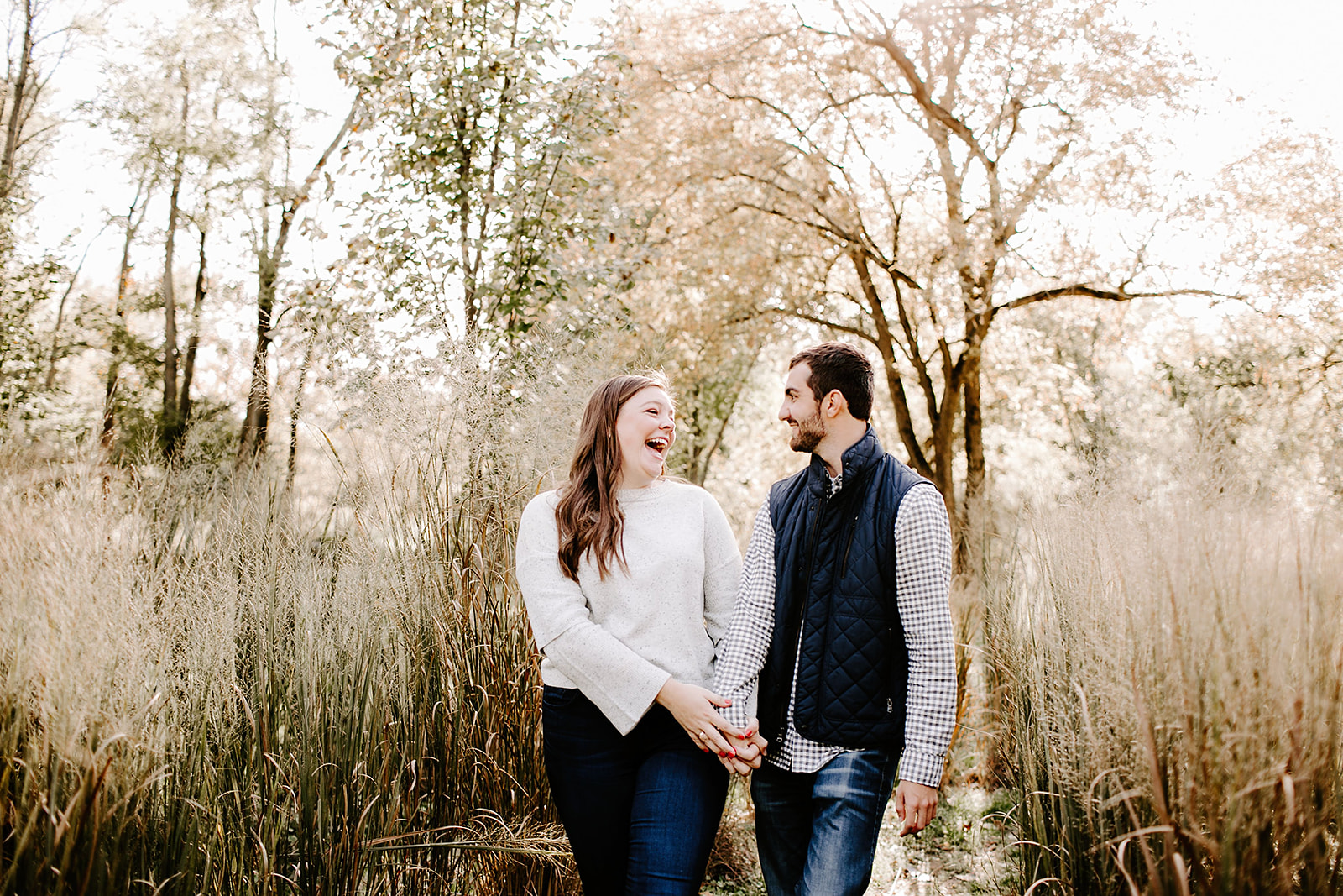 Jackie and Adam 100 Acre Woods Indianapolis Indiana by Emily Elyse Wehner Photography LLC-24.jpg