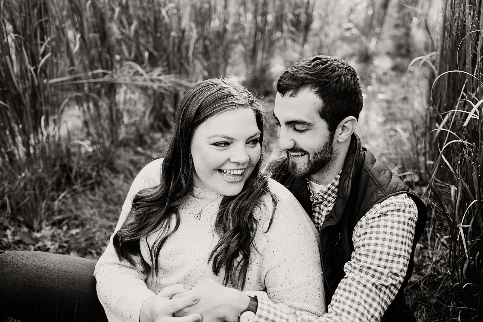 Jackie and Adam 100 Acre Woods Indianapolis Indiana by Emily Elyse Wehner Photography LLC-43.jpg