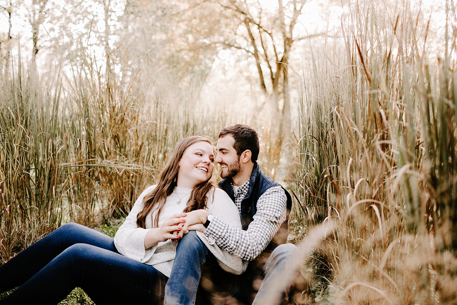 Jackie and Adam 100 Acre Woods Indianapolis Indiana by Emily Elyse Wehner Photography LLC-47.jpg