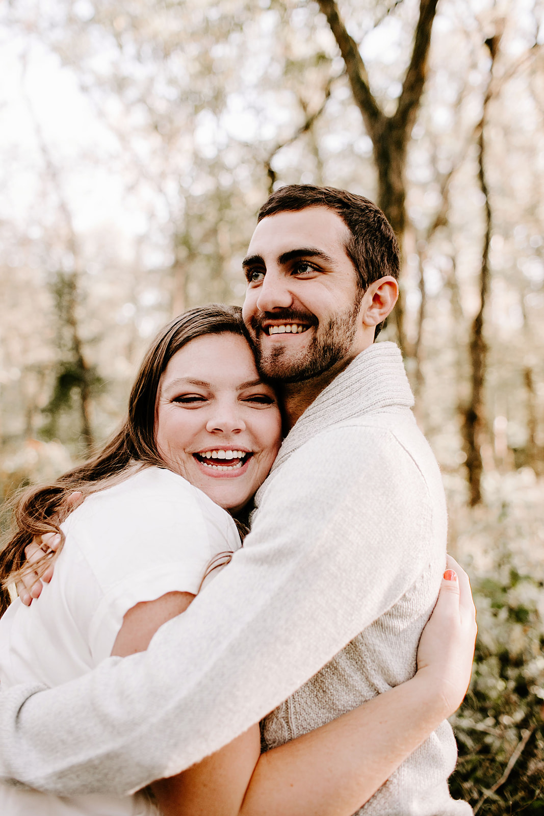 Jackie and Adam 100 Acre Woods Indianapolis Indiana by Emily Elyse Wehner Photography LLC-89.jpg