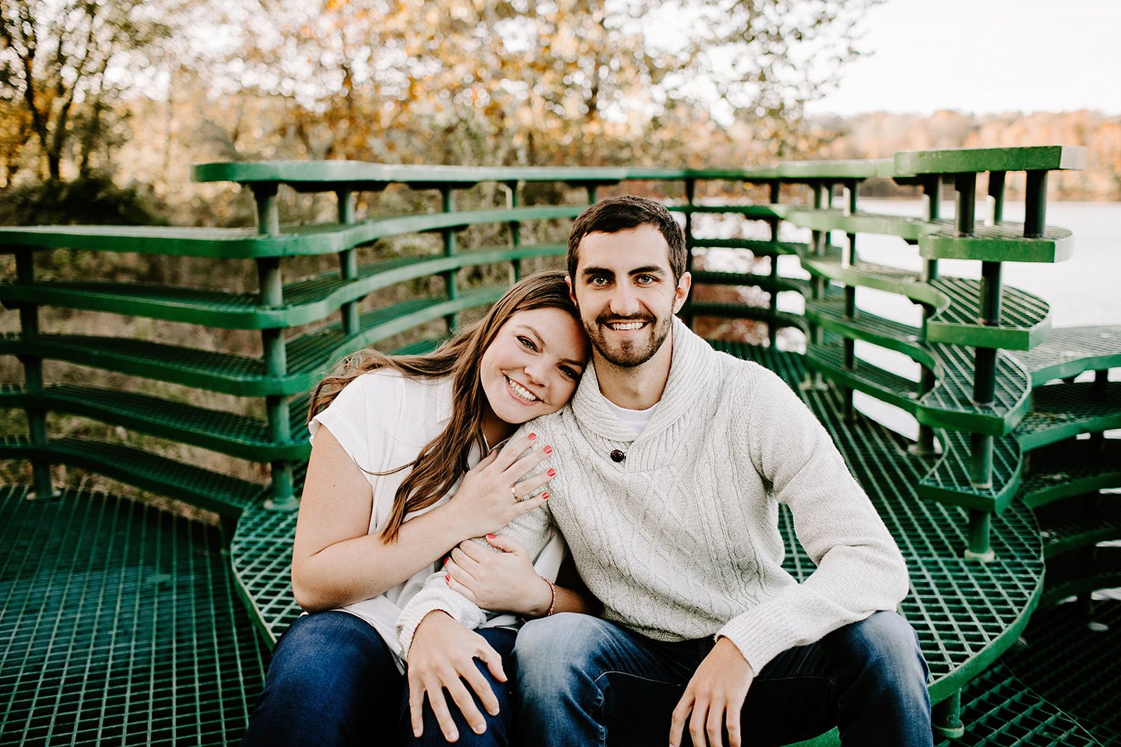 Jackie and Adam 100 Acre Woods Indianapolis Indiana by Emily Elyse Wehner Photography LLC-129.jpg