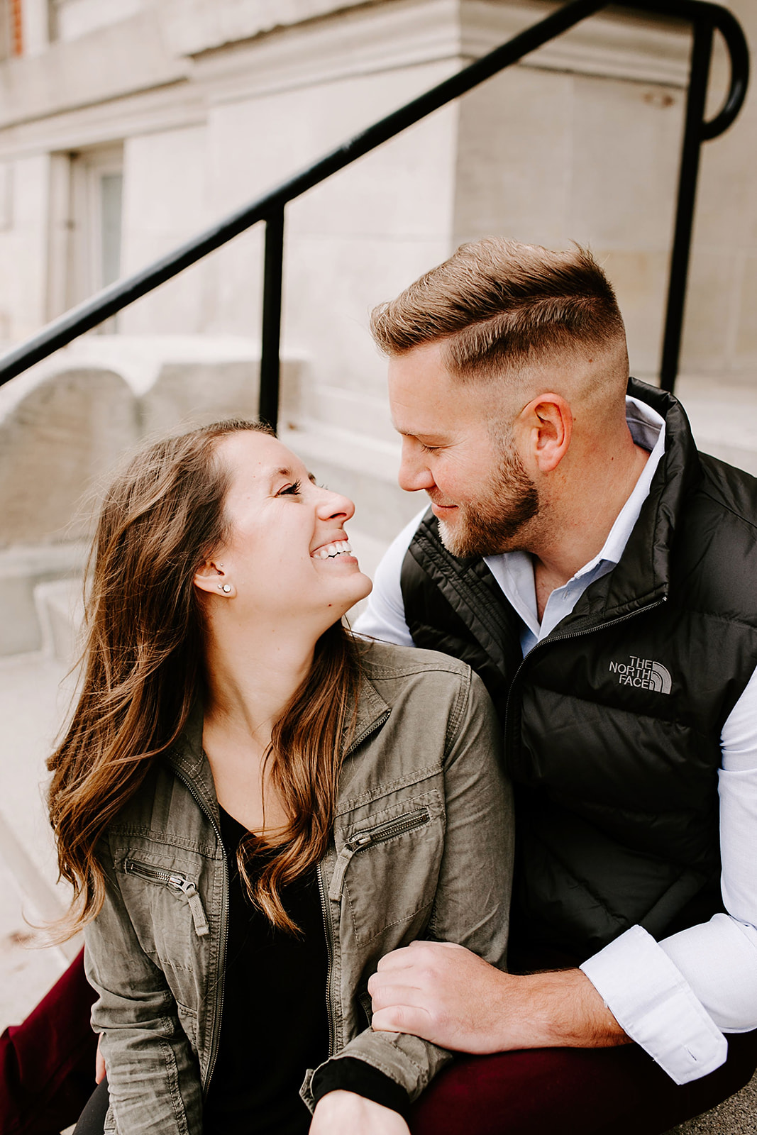 Holly and Michael Engagement Session in Noblesville Indiana by Emily Elyse Wehner Photography LLC-115.jpg