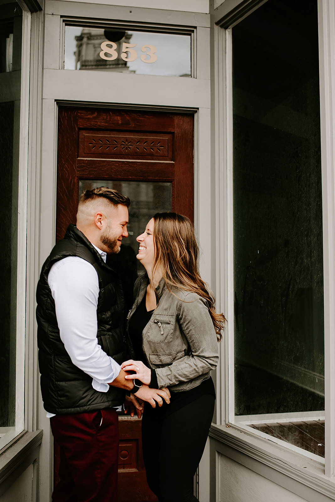 Holly and Michael Engagement Session in Noblesville Indiana by Emily Elyse Wehner Photography LLC-133.jpg