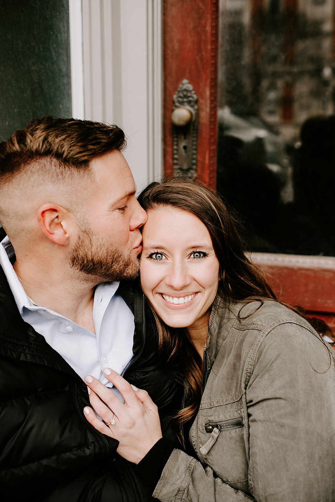 Holly and Michael Engagement Session in Noblesville Indiana by Emily Elyse Wehner Photography LLC-151.jpg